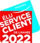 ELU SERVICE CLIENT DE L'ANNÉE